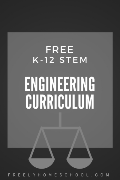 Free STEM Curriculum for K-12